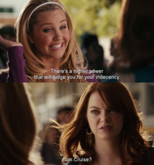Easy A Olive and Marianne