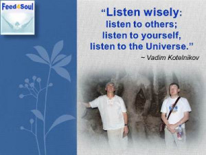 Listening Quotes: Wise Listening 360 - Listen to Others, Listen To ...