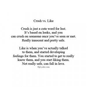 crush, like, love, quote, quotes, true, vs