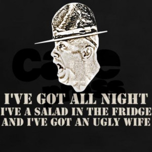 drill sergeant funny quotes