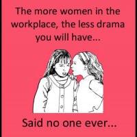 Drama at Work Meme