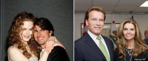 Arnold Schwarzenegger Still Loves Maria Shriver? 5 More Celebs Who ...