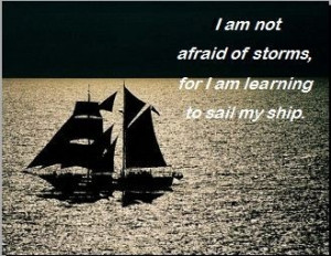Be the captain of your ship!