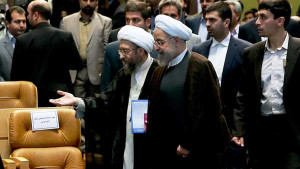Sadegh Larijani rejects Hassan Rouhani sayings about cancellation of ...