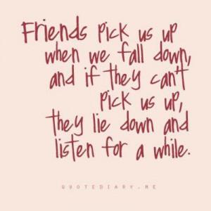 Friend Lie Quotes Friends Pick