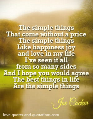 Happiness love quotes for joyful living.