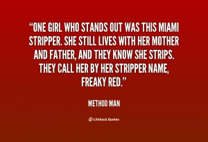 Method Man Song Quotes