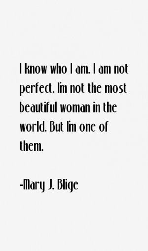 Mary J. Blige Quotes & Sayings