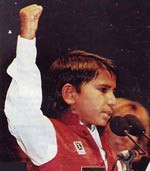 iqbal masih 1983 1995 iqbal was a forced child labourer in pakistan he ...