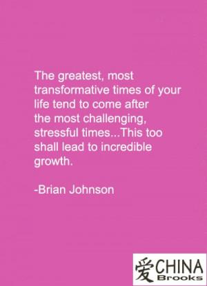 Brian Johnson's Quotes