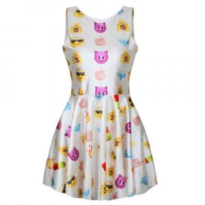 Emoji for Girls Dresses