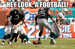 Broncos Vs Raiders - Game 2