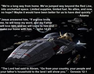 max galactica quotes