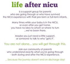 Life After NICU: Only a NICU Parent...