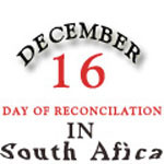 Day of Reconciliation celebrated as a public holiday in SA for the ...