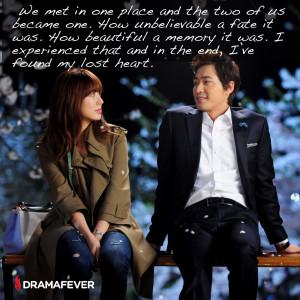 50 Korean drama meaningful quotation when loving someone