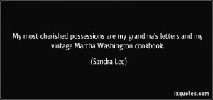 More Sandra Lee Quotes