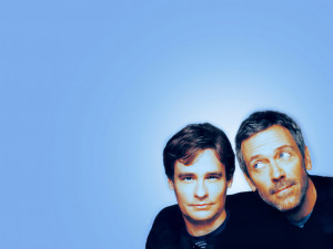 House M.D. House and Wilson