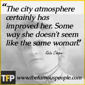 the kiss by kate chopin The kiss - kate chopin (1895) 1 the author 2 short summary 3 characters 4 interpretation 5 discussion kate chopin - born on 8th february 1850 in st louis.