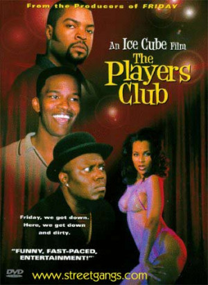 Players Club Movie DVD
