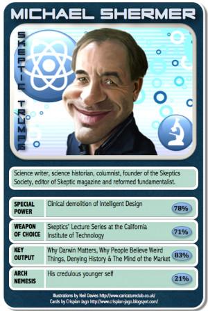 Skeptic Trumps: Michael Shermer