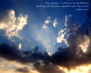 Inspirational Psalm Bible Verses Wallpapers