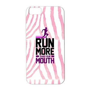 Run More Than Your Mouth Tshirt Running Sprint Humor Funny Quotations ...