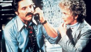 Still of Barbara Barrie and Hal Linden in Barney Miller (1974)
