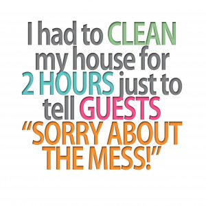 These Cleaning Quotes Are...