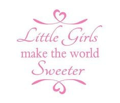 ... Gift. Girl Nursery Decor. Baby Girl Print. Personalized. Her Little