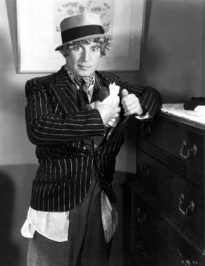 Harpo Marx has been added to these lists