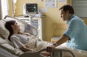 But back to Dexter: Did you catch the finale? Grade it now: