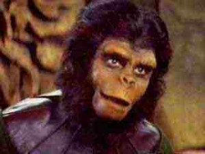 Sad fact: Roddy McDowall would be typecast as an ape, due to his clear ...