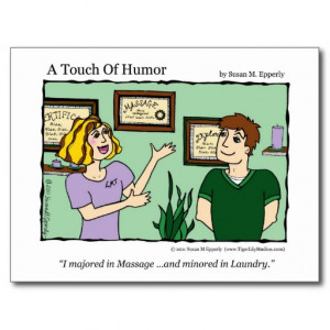 Touch of Humor