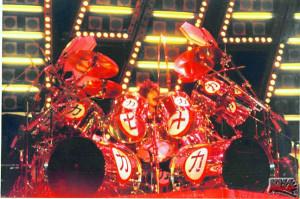 Eric Carr Drum Kit