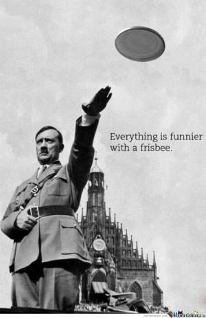 Funny Frisbee