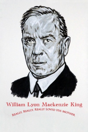Mackenzie King was the Leader of the Liberal Party in 1919-48, and ...