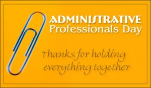 Administrative Professional Day Quotes Glitters