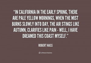 Quotes About California