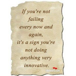 INNOVATION QUOTE of the day #nilsvesk #innovationarchitect