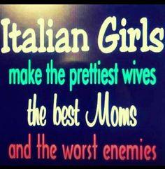 Being Italian