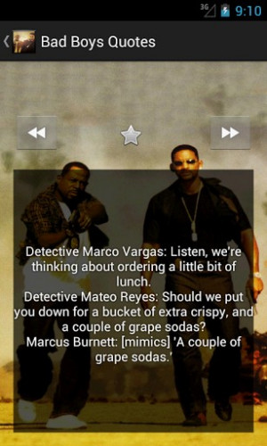 Bad Boys 2 Movie Quotes http://quoteko.com/bad-boys-quotes.html