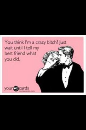 Love my crazy bitches!!! Lol