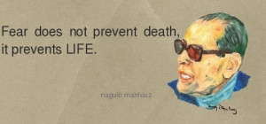 Naguib Mahfouz motivational inspirational love life quotes sayings ...