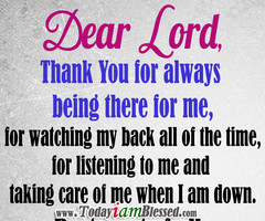 Thank You for Always Being There Quotes