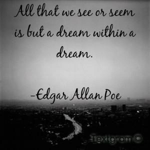 Edgar Allan Poe Quotes 2 - Edgar Allan Poe Wallpaper