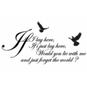 Stuck Up Quotes Here wall sticker quote by