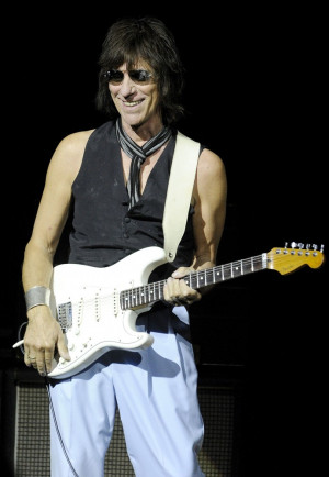 Jeff Beck Pictures