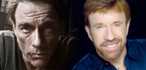 JCVD and Chuck Norris Officially Confirmed to Join 'Expendables 2'?