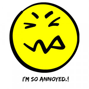 Annoyed quotes – Bad Mood Quotes about Being Annoyed